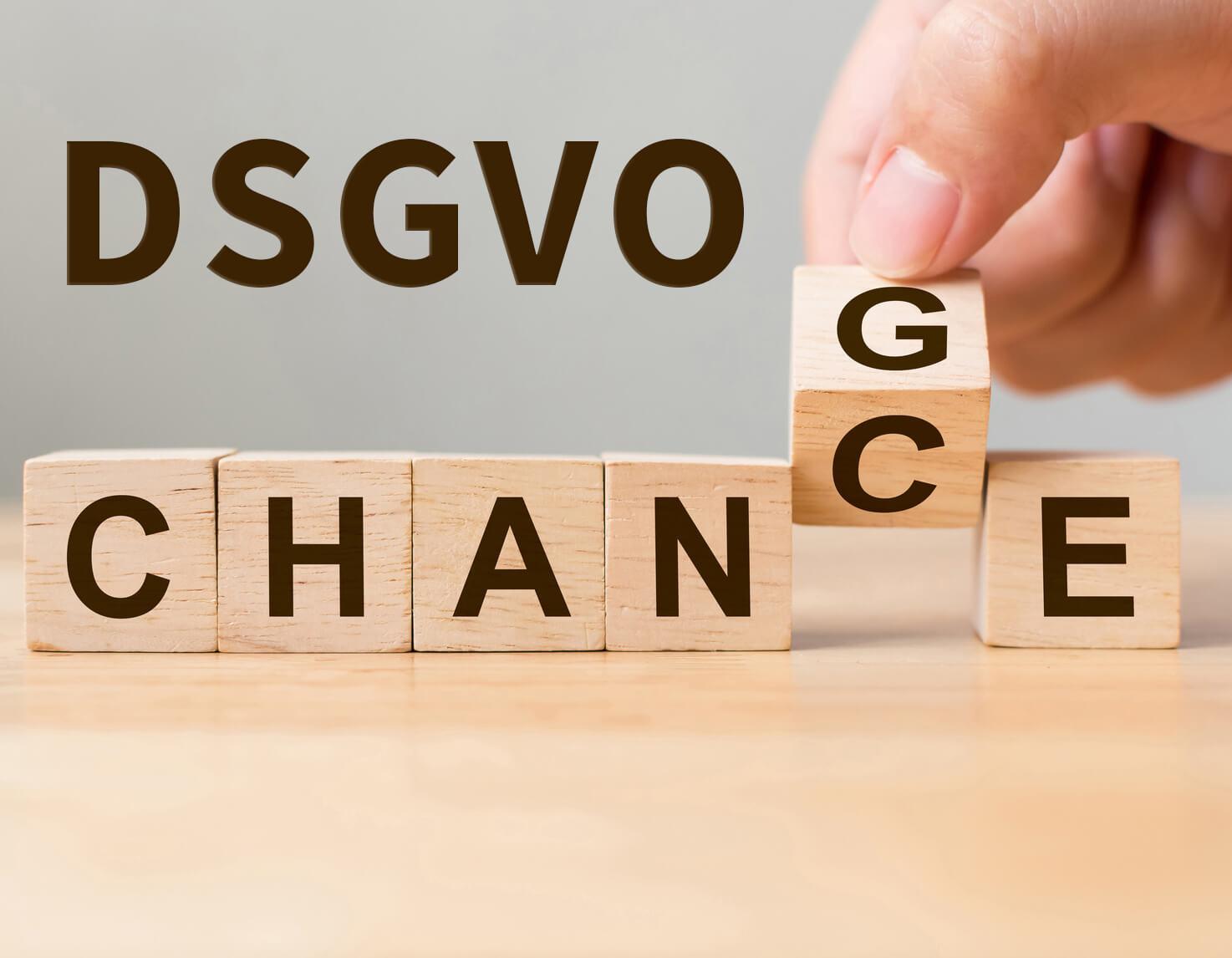 Chance DSGVO
