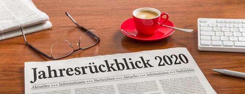 Datenschutz-Jahresrückblick 2020